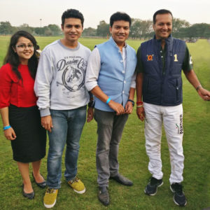 Jaipur Polo Grounds - Digitally Next with Naveen Jindal