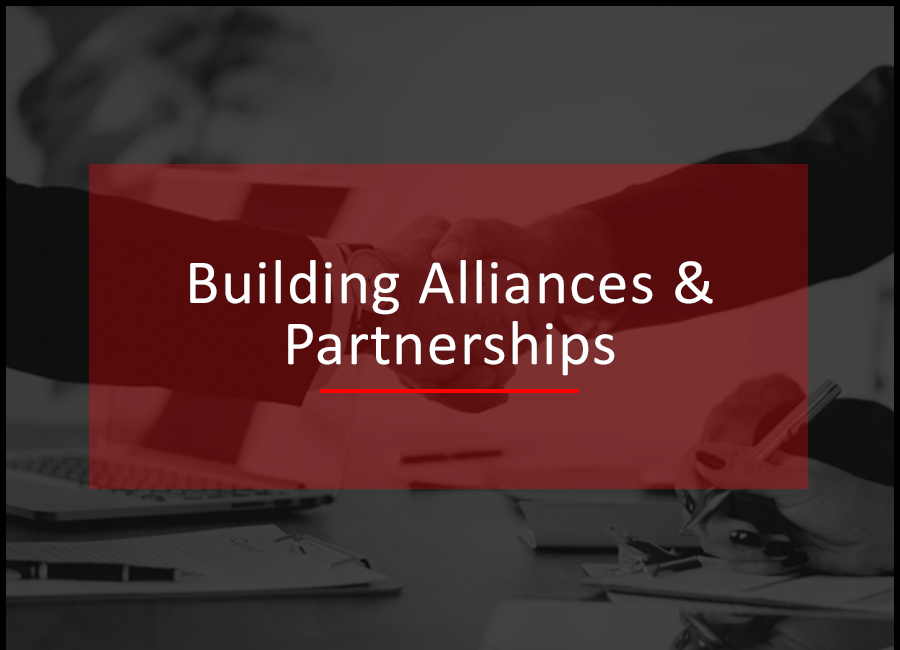 digitallynext- Building Alliances & Partnerships