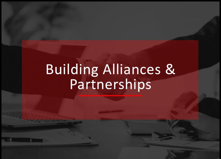digitallynext- Building Alliances & Partnerships