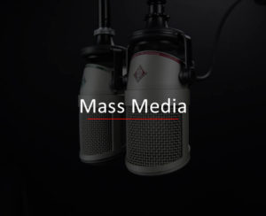 Digitally Next- Mass Media
